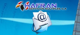 Email HAFRAN C.A
